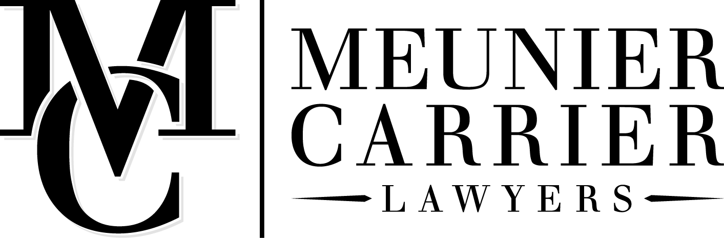 Meunier Carrier Lawyers